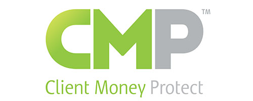 CMP - Client Money Protect Logo
